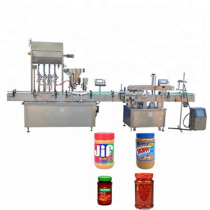 Automatic Linear Type Filling Machine