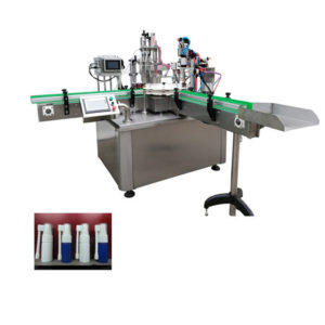 Small Scale Aseptic Filling Machine