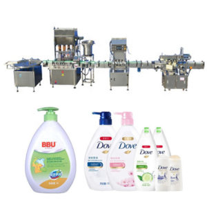 Automatic Cosmetic Filling Machines