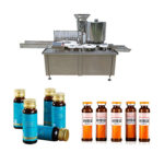 Small Scale Automatic Cooking Oil Packing Machine