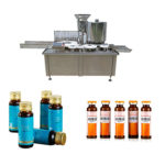 Agrochemical Filling Machine