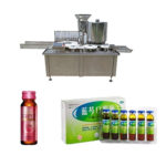 Bottle Filling Machinery Production Line For Essential Oil