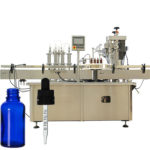 Manufacture Price Hot Sauce Bottling Machine With Ce