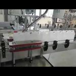 Automatic Gravity Filling Capping Labeling Machine Line