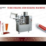 special shape tube filling and sealing machines price automatic cosmetic tubes filler and sealer
