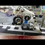 automatic ampoule sticker labeling machine demo|flat surface labeling machines price