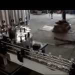 high speed wine filler and capper production lines automatic bottle filling capping lines