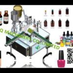 Pharmaceutical equipment oral liquid filling plugging capping machine syrup rotary bottling system