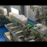 Edible oil 20L barrel  filling capping and labeling line