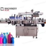front and back labeling machine suppliers for flat suqare jar bottle labelers