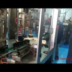 chocolate spread cup filling and capping line