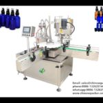 Automatic spray bottle filling capping 2 in 1 machine peristaltic pump filler equipment