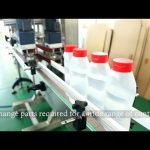 Automatic Bottle Capping Machine with Cap Feeder
