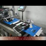 Automatic plane labelers for card|sticker adhesive flat surface label applicator with paging system