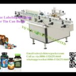Automatic  glue labeling machine prices for wrap around plastic jar paste label applicator suppliers