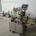 Automatic Labeling machine for Vinoth fixed postion sticker round water bottle labeler