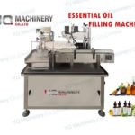 monoblock filling and capping machine for cream lotion Makeup cosmetics filler
