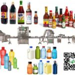 automatic thick liquid filling line PET bottle unscrambling filling capping machine solution