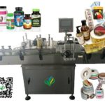 labeling machine for bottles label sticker machinery wrap round labeller