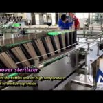 MIC-ZF12 Chili Sauce Filling Capping Labeling Machine Production Line