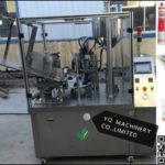 automatic cosmetic soft tube heater filling and sealing machine  Ultrasonic tubes filler sealer