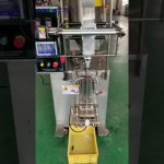 Automatic Honey Packaging Machine with Mixing Function
