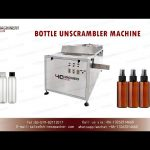 PET bottle unscrambler for round container|rotary bottle sorting machines