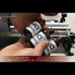 label machine applicator for 30ml vial sticker labeling machinery