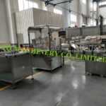 30ml Vial bottling line bottle scrambling and filling stoppering and capping machine