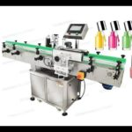 Automatic wrap around labeling machine for 10ml 15ml nail gel bottle manufacturers