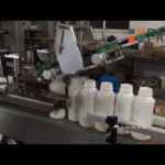 liquid filling capping and labeling machine