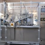 120pics/min high speed tube fill seal machine for paste double-station cream filler sealer system