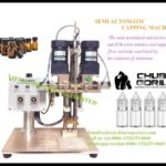 semi automatic small bottle capping machine for chubby gorilla essential oil vial sealer