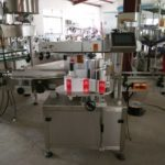 automatic round and square bottle two side Labeling machine oil bottles labeller