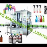 trigger cap tightening machine best price for sprayer bottle inserting lid cover cappers
