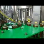 rotary edible oil filling machine