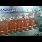 food vegetable cooking oil filling production line, food seed oil filling machine, edible oil fillin
