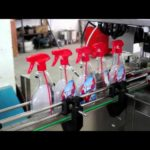 Automatic Trigger Spray Bottles Capping Machine Supplier Cap Screwing Solution