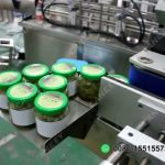 Canned Fruit Packing Line (Filling, Capping & Labeling)
