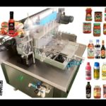 automatic wet cold glue labeling machine low price for round metal tin cans paper label applictor