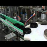 Jar bottling machine for shampoo cream filling stopering capping machinery solution