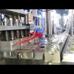 Plastic cup sauce filling and sealing machine