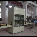 corrosion preventive filling and capping machine for liquid detergent automatic PET bottle filler