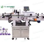 30ml chubby gorilla adhesive labeling machines price for vial sticker label applicator