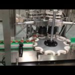 automatic capping machine with vacuum sealing system glass jars capper iron cap screwing equipment