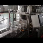 Popcorn PET plastic can filling machine by volumetric cup