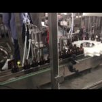 e liquid filling and capping machine