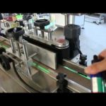 automatic labeler machine for essential oil bottle adhesive sticker labeling equipment