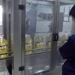 Automatic plastic bottle filling machinery line for vegetable oil, edible oil, cooking oil