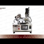 Rotary filling and capping machine for 10ml chubby gorilla bottle vial filler
